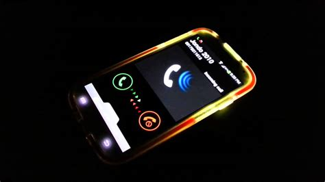 tech21 impact shell for the samsung galaxy s4 led notification