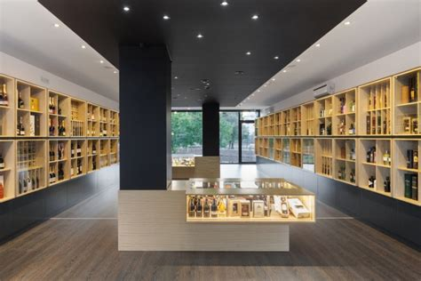 wine store design wine 187 retail design blog