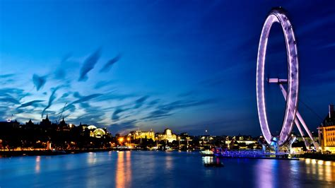 wallpaper mac london 1920x1080 london eye at night desktop pc and mac wallpaper