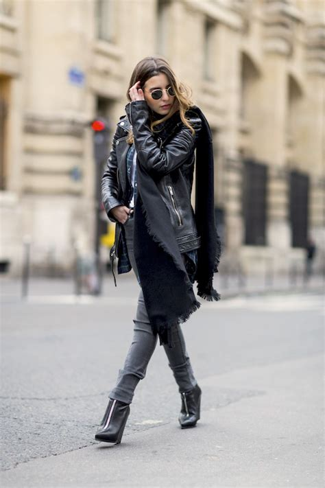 9 Edgy Leather Jackets For Winter by This S Edgy Leather Jacket Look Le Fashion
