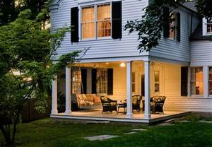 add a outdoor room to home james crisp traditional porch new york by crisp