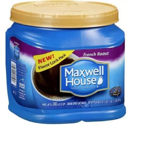Maxwell House Coffee Review by Review Maxwell House Ground Coffee Home Tester Club