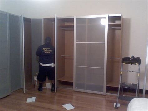 how to assemble ikea wardrobe ikea pax wardrobe assembly yelp