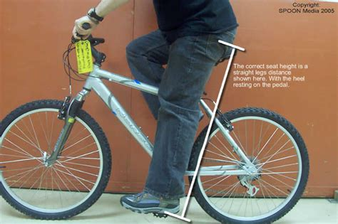 how to fit bike properly tutorial