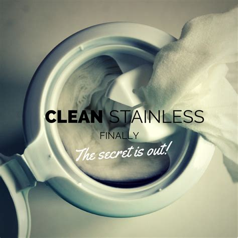 Stanlees Secret by Family Feedbag The Secret To Clean Stainless Steel
