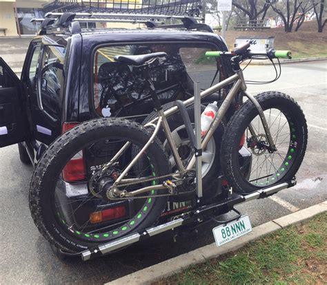 Suzuki Bike Rack Isi Advanced 4x4 Bicycle Carrier And Bike Rack Systems