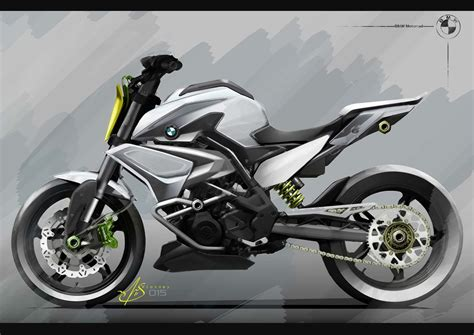 bmw shows the g310 stunt bike concept in fact revealing