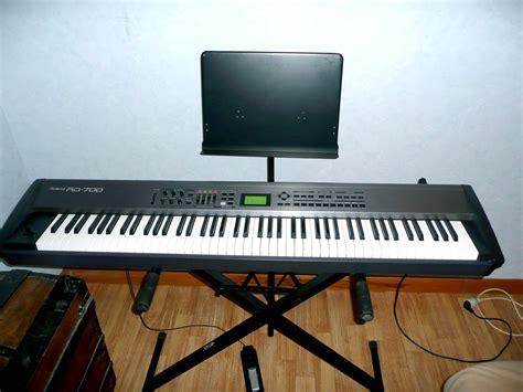 Keyboard Roland Rd 700 roland rd 700 image 183535 audiofanzine