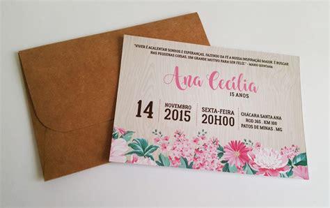 Modelo De Convite Para Festa Convites Para Festa Junina Convites Para Festa De 15 Anos 7 Modelos Para Imprimir Em