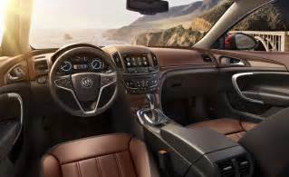 buick regal interior car and driver