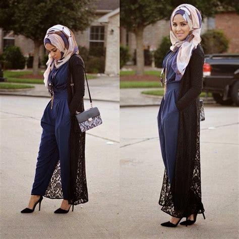 Jumpsuit Muslimah Style Jumpsuits Pallazos The 90 S