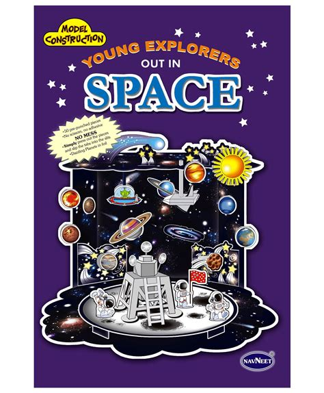 Navneet Model Construction Young Explorers Out In Space
