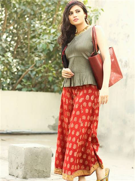 trend alert how to style your palazzos the ethnic way the ethnic soul