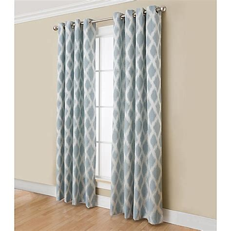 hanging 84 inch curtains anaheim 84 inch grommet top window curtain panel bed
