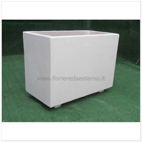 vasi cemento prezzi fioriere in cemento cm60 fioriere da esterno vasi