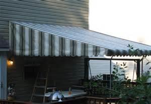 Fabric Awnings For Decks Patio Canvas Awnings Newsonair Org