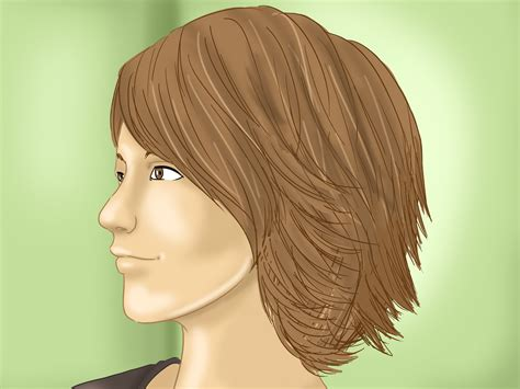 hairstyles for straight hair wikihow hairstyles for straight hair wikihow best healthy