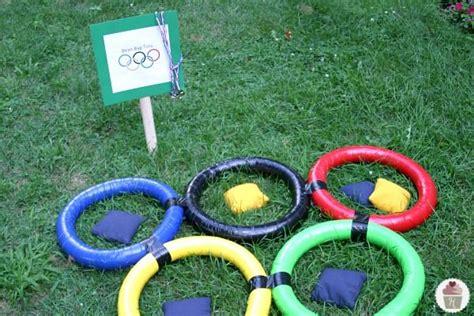 backyard olympic games backyard olympic games