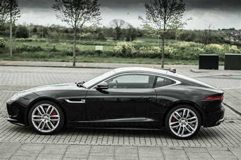jaguar f type coupe review jaguar f type r coupe review tamed beast carwitter