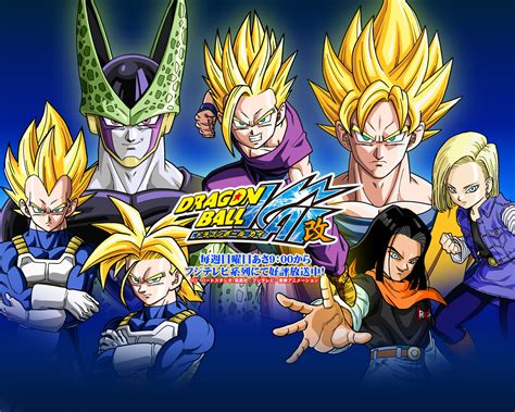 imagenes emotivas dragon ball dragon ball z kai wallpaper wallpapersafari