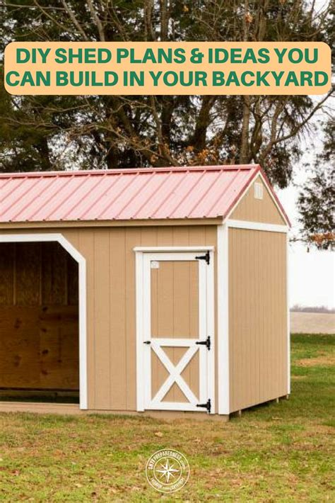 Can You Bury Your In Your Backyard by 108 Diy Shed Plans Ideas That You Can Actually Build In