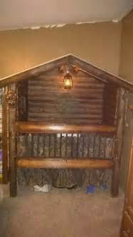Rustic Baby Cribs 25 Best Ideas About Log Crib On Rustic Baby