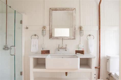 cottage bathroom mirror distressed mirror cottage bathroom jennifer worts design
