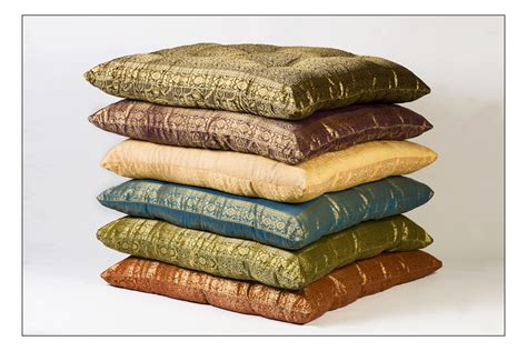 Pillows Cushions by Monsoon Craft Indian Floor Pillows Cushions