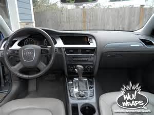 audi a4 avant b8 interior trim vvivid vinyl 4d true r