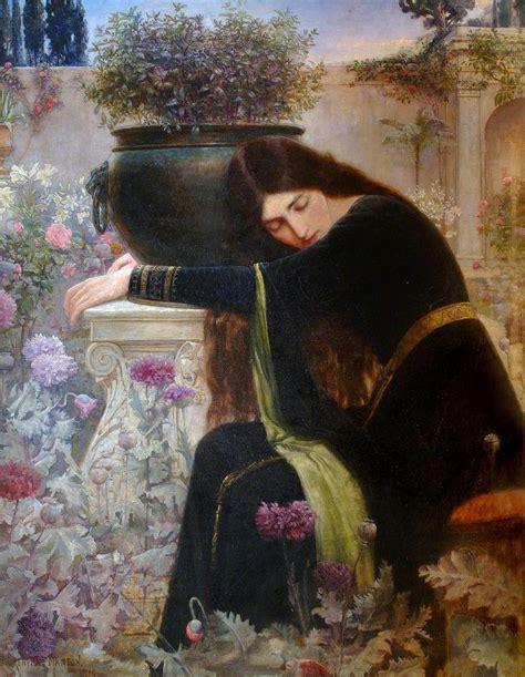 lisabetta e il vaso di basilico emily84 crookedhalo4me george henry grenville manton