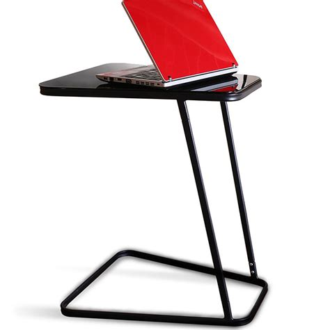 ikea ludvig laptop desk and charging station review and