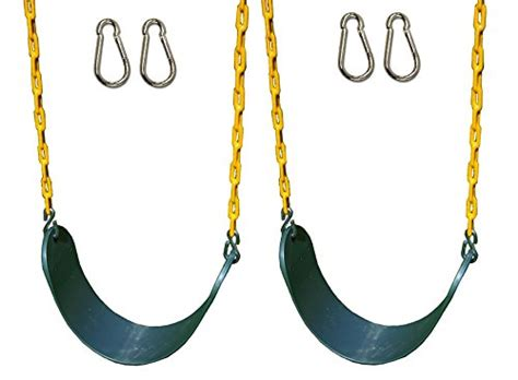 replacement swing seat and chain eastern jungle gym heavy duty 3 chain rubber tire swing