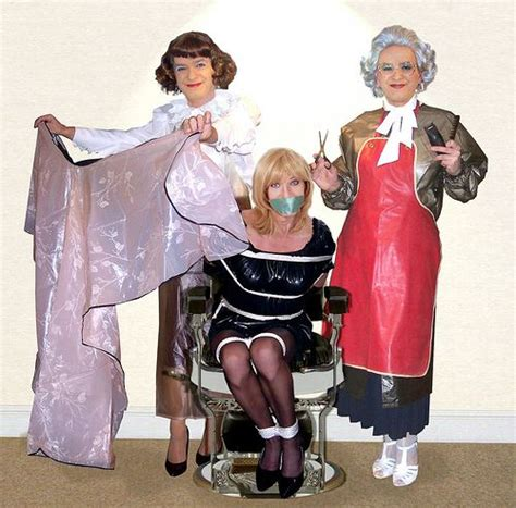 Plastic Sissy Salon Punishment | 182 best images about sissy on pinterest sissy maids