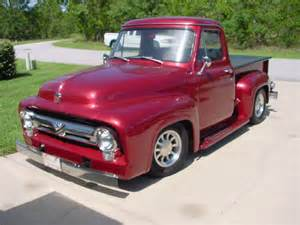 Ford Cer For Sale 1954 Ford F100 Restored Custom F100 For Sale Hill