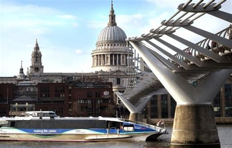 thames clipper bikes london on a budget bike boat or train topdogdays
