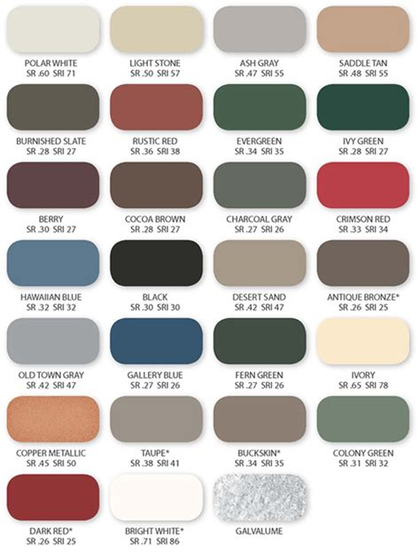 5 best images of valspar paint color chart valspar spray paint color chart valspar metal