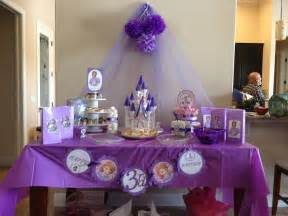 Handmade Christmas Table Centerpieces - sofia the first birthday party ideas photo 7 of 13 catch my party