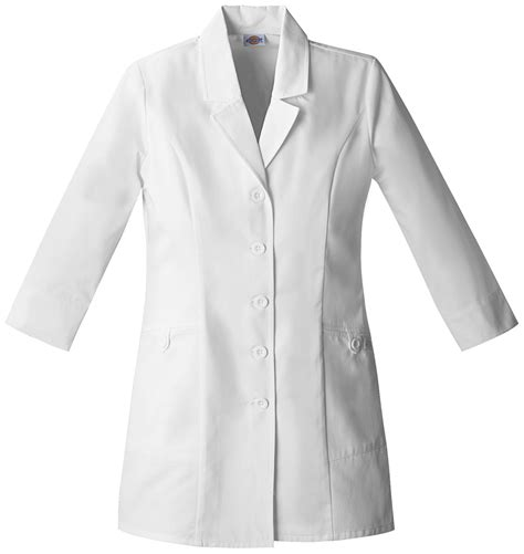 design lab coat 31 quot lab coat in white from scrubs by design