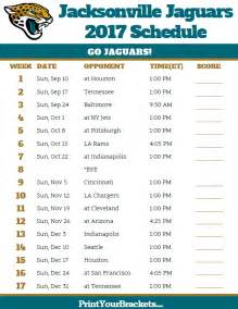 Jaguars Schedule Preseason Green Bay Packers Schedule 2016 Calendar Template 2016