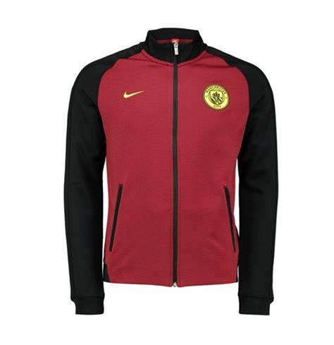 Jaket Black Ink Manchaster City 2016 2017 city nike authentic n98 track jacket black