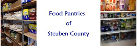 County Food Pantry by Food Pantries Of Steuben County 171 Project Help Of Steuben