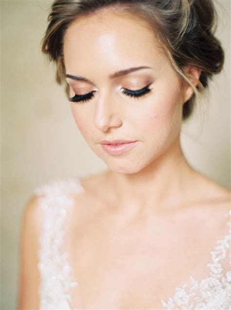 Wedding Makeup by 25 Best Ideas About Soft Wedding Makeup On