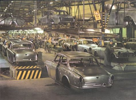 volvo adventures volvo assembly plants