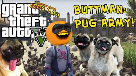pug army annoying orange kitchenmon go