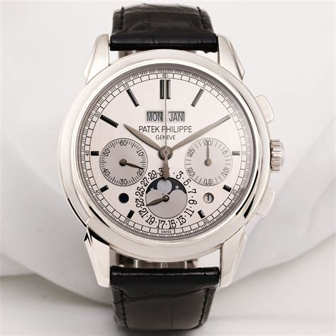 Patex Philippe pre owned patek philippe 5270g grand watchcollectors co uk