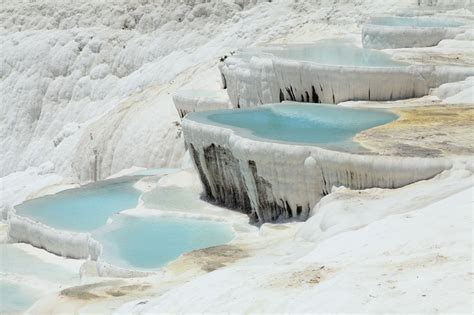 pamukkale thermal pools pamukkale pools free stock photo public domain pictures