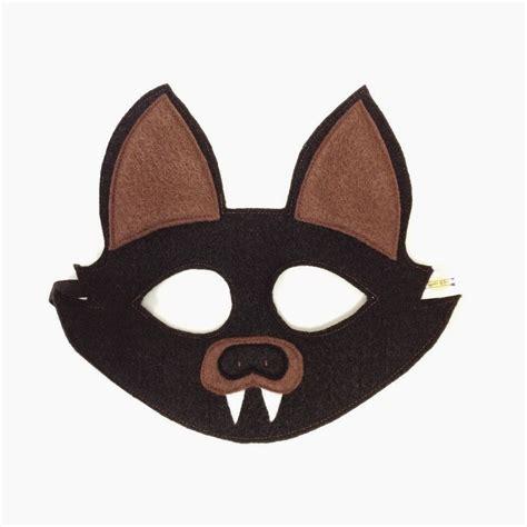 printable bat mask bubble and speak 2014