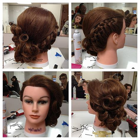 Pin Curls Updo Hairstyles by Curly Hairstyles Lovely Pinned Up Curly Hairstyl