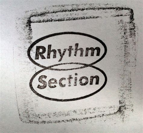 rythm section rhythm section in peckham this friday hyponik