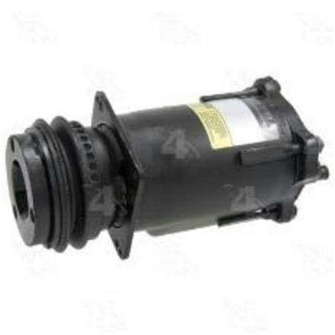 ac compressor gm a6 single groove one year warranty reman 57060 ebay